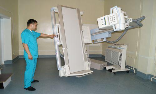 Модульная рентгеновская система с рентгеновской трубкой