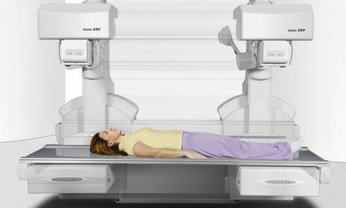 Универсальный рентгенографический / рентгеноскопический телеуправляемый цифровой аппарат