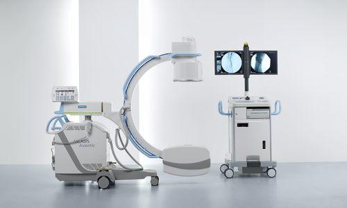 Аппарат для рентгена стопы