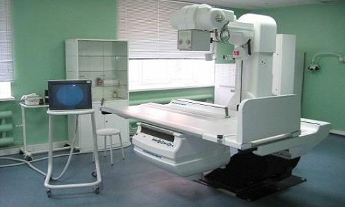 Аппарат для рентгеновского обследования