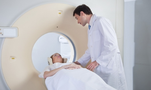 Проведение томографии мозга