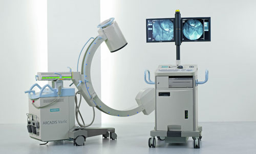 Аппарат мобильный рентгеновский