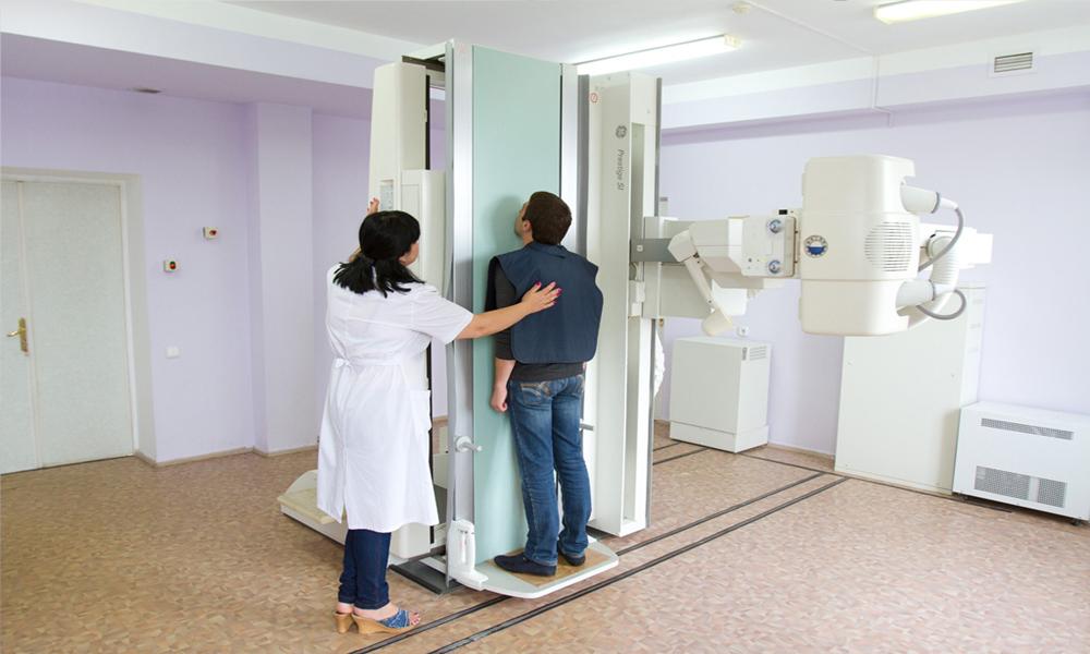 СанПиНу по рентгену