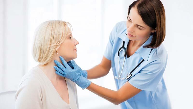 узлы щитовидной железы у женщин