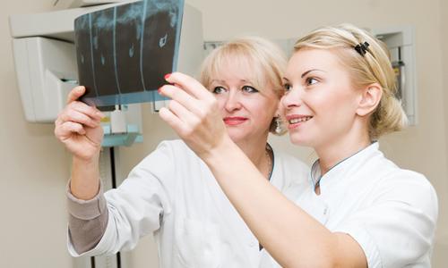 Изучение рентгена стопы