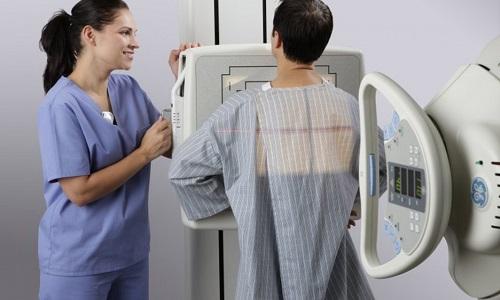 Прохождение рентгеноскопии