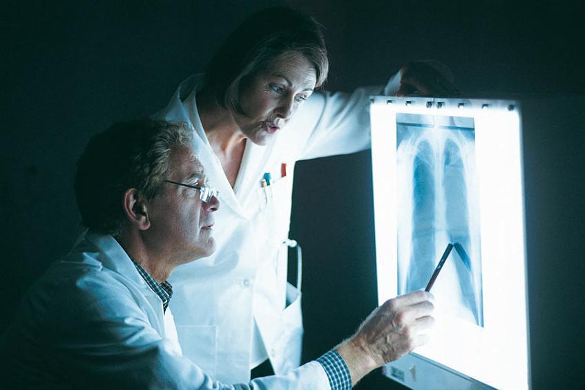 рентген желудка с барием что показывает