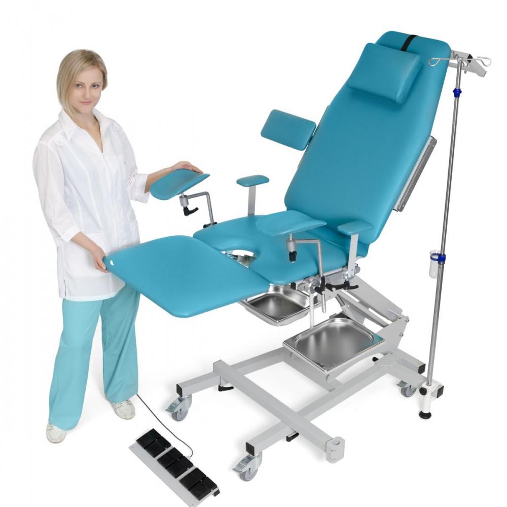 Гинекологическое кресло ZERTS
